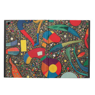 Colorful Ensemble by Wassily Kandinsky Case For iPad Air
