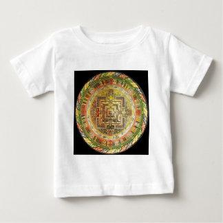 COLORFUL ESOTERIC TIBETAN MANDALA BABY T-Shirt
