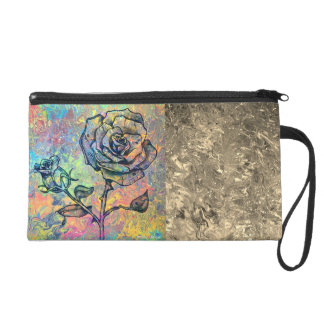 Colorful Expressions Wristlet
