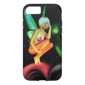 Colorful fairy fantasy iPhone case