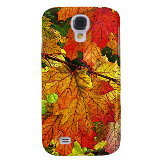 Colorful Fall Foliage Galaxy S4 Case
