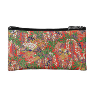 Colorful Fans Cosmetic Bag