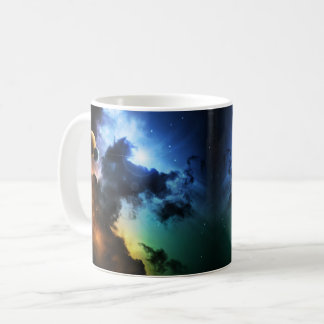 Colorful Fantasy Nebula Mug