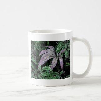 Colorful Ferns Coffee Mug