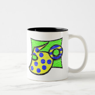Colorful Fifty 50th Birthday Gifts Coffee Mugs