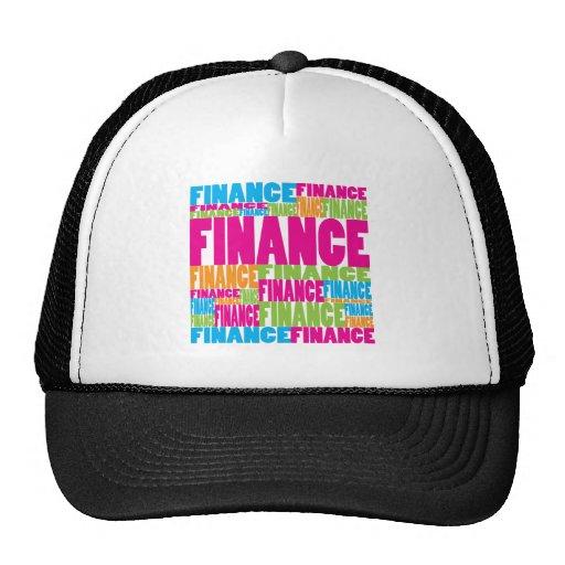 Colorful Finance Trucker Hat
