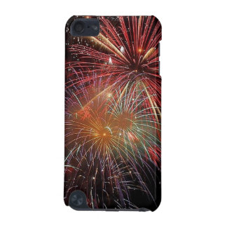 Colorful Fireworks Sparkles iPod Touch (5th Generation) Case