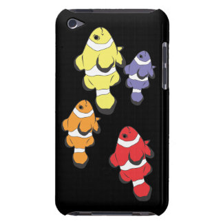 Colorful Fish Barely There iPod Case