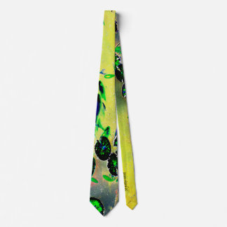 Colorful Fish Tie