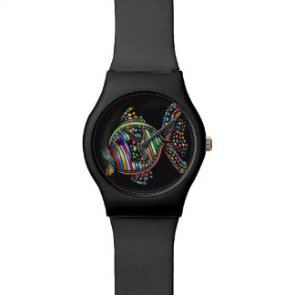 Colorful Fish Watch