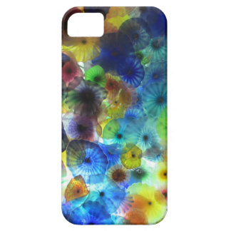 Colorful Floating Jellyfish Phone Case Case For The iPhone 5