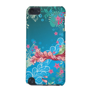 Colorful Floral iPod Touch (5th Generation) Cover