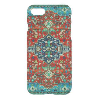 Colorful Floral Design Persian Carpet Motive iPhone 7 Case