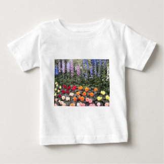 Colorful flowers baby T-Shirt