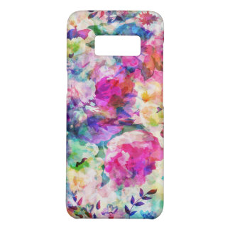 Colorful Flowers Collage Case-Mate Samsung Galaxy S8 Case