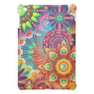 Colorful Flowers iPad Mini Case