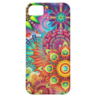 Colorful Flowers iPhone 5 Covers