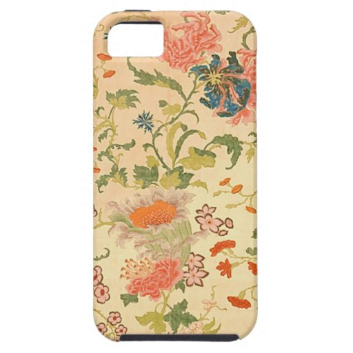 Colorful Flowers Wonderland iPhone 5 Cases