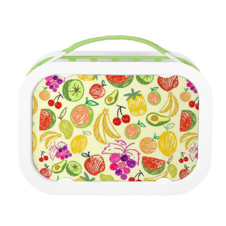 Colorful Foods Yubo Lunchbox