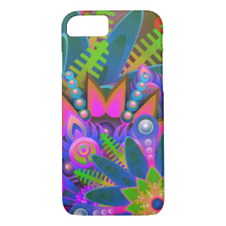 Colorful Forest Phone Case