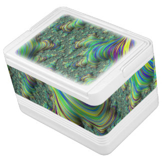 Colorful Fractal Cooler