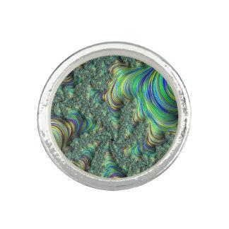 Colorful Fractal Ring
