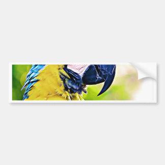 Colorful Friend Bumper Sticker