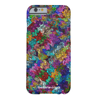 Colorful Frills Barely There iPhone 6 Case