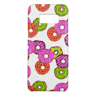 colorful frosted donuts doughnut with sprinkles Case-Mate samsung galaxy s8 case