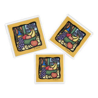Colorful Fruit Party Trays