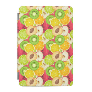 Colorful Fun Fruit Pattern iPad Mini Cover