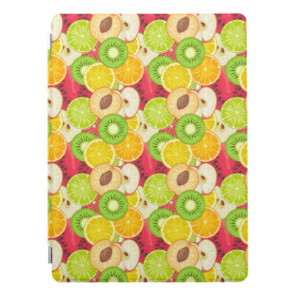 Colorful Fun Fruit Pattern iPad Pro Cover