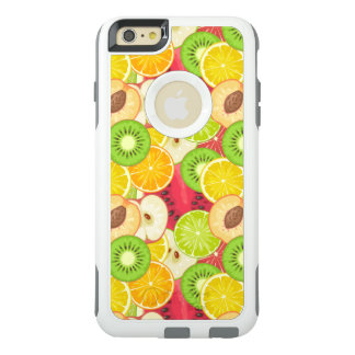 Colorful Fun Fruit Pattern OtterBox iPhone 6/6s Plus Case