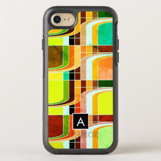 Colorful Funky Retro Inspired OtterBox Symmetry iPhone 8/7 Case