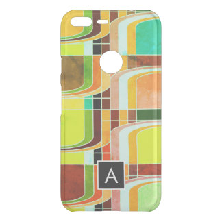 Colorful Funky Retro Inspired Uncommon Google Pixel XL Case