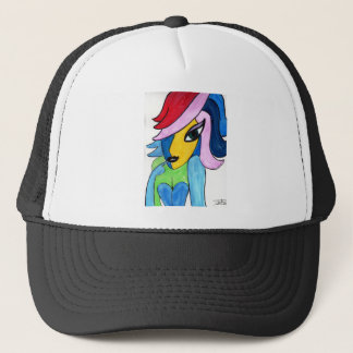 Colorful Gal Trucker Hat