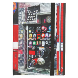 Colorful Gauges on Fire Truck iPad Air Case