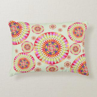 Colorful Geo' Decorative Cushion
