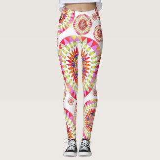 Colorful Geo' Leggings