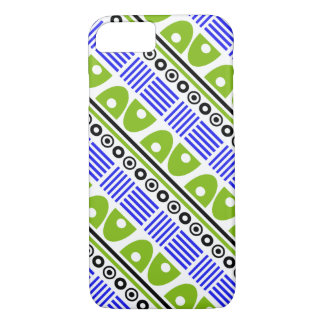 Colorful Geometric African Pattern iPhone 7 Case