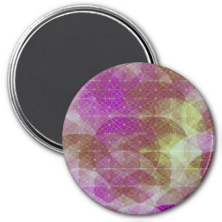 Colorful Geometric Constellation Magnet