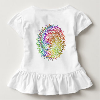 Colorful Geometric Design Toddler T-Shirt