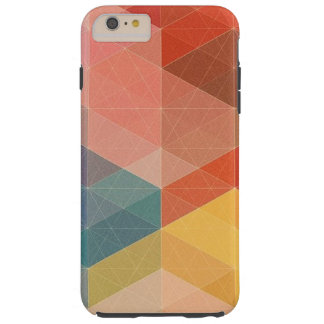 Colorful Geometric iPhone 6 Case, iPhone 6S Case
