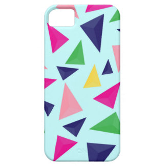 Colorful geometric pattern II Barely There iPhone 5 Case