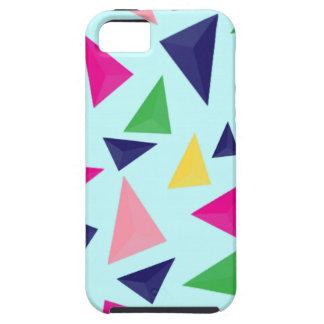 Colorful geometric pattern II iPhone 5 Covers