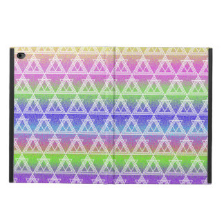 Colorful Geometric Pattern Powis iPad Air 2 Case