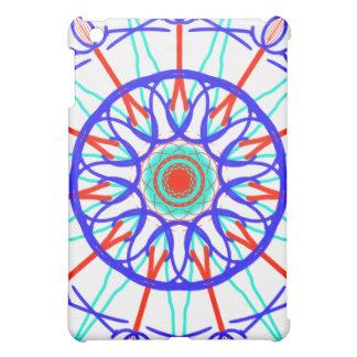 Colorful Geometric Pattern Speck Case iPad Mini Covers