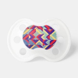 Colorful geometrical dummy