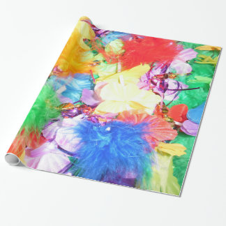 COLORFUL GIFT WRAP