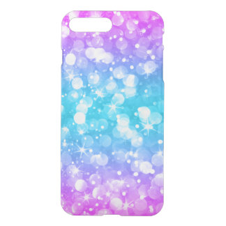 Colorful Glam Bokeh Glitter iPhone 8 Plus/7 Plus Case